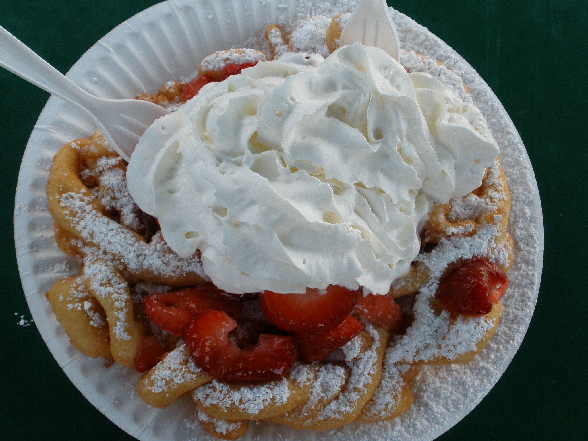 Where Can I Buy Funnel Cake