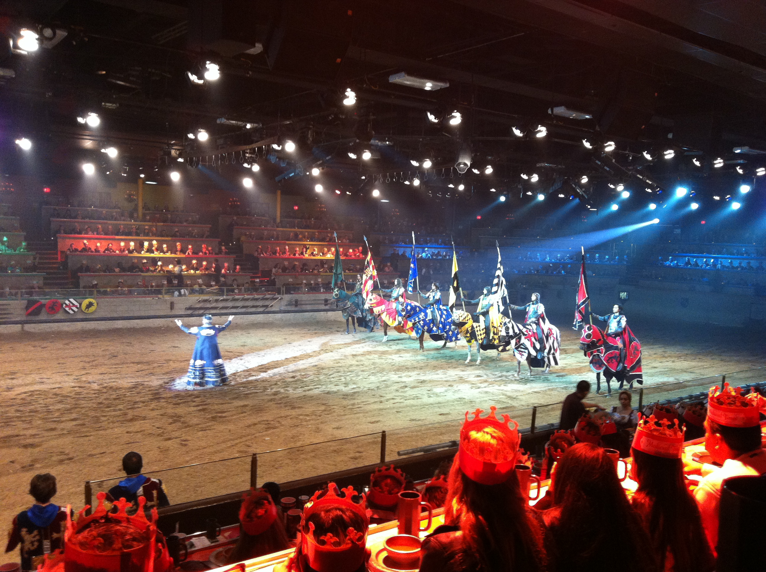 Medieval Times is honored to salute the men and women of our armed forces and their families by providing exclusive offers and discounted tickets.