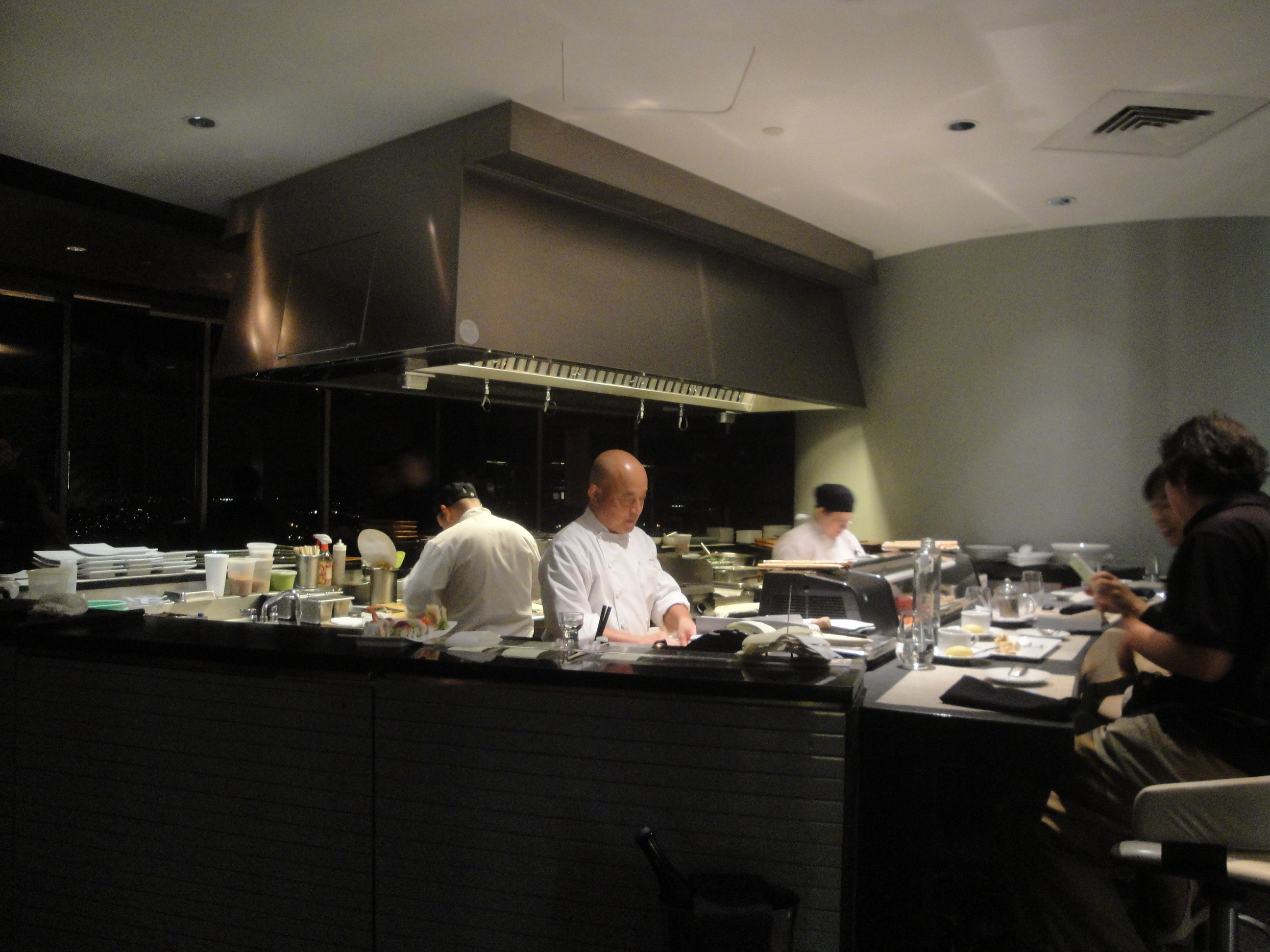 Five Sixty by Wolfgang Puck | Ducky's Always Hungry